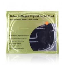 Маска для лица Black Crystal Belov Коллаген и Уголь