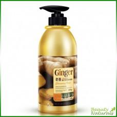 Шампунь для волос с имбирём Bioaqua