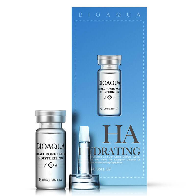 Сыворотка с гиалуроновой кислотой Bioaqua