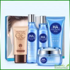 Набор косметики для лица с гиалуроновой кислотой Bioaqua