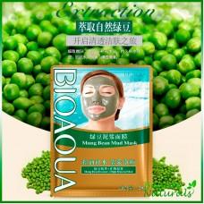 Грязевая маска с бобами Мунг Bioaqua