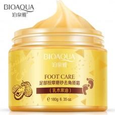Отшелушивающий пилинг-гель для ног Bioaqua