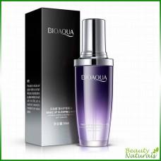 Увлажняющая сыворотка для волос с эфирным маслом лаванды Bioaqua