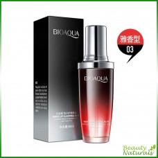 Увлажняющая сыворотка для волос с эфирным маслом розы Bioaqua