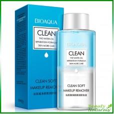 Двухфазное средство  для снятия макияжа Bioaqua