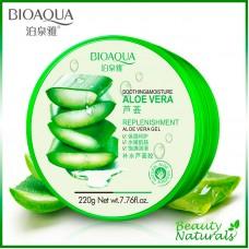 Увлажняющий гель с натуральным соком алоэ Bioaqua