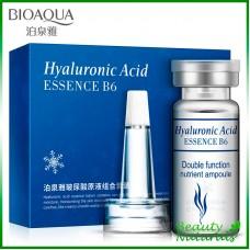 Набор сывороток с гиалуроновой кислотой Hyaluronic Acid Essence B6, 10шт x 5мл Bioaqua