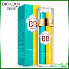 Двухфазный ББ-крем+основа BABY SKIN Natural Flawless BB cream Bioaqua