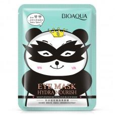Круговая тканевая маска для кожи вокруг глаз Hydra Nourish BioAqua