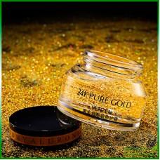 Крем-гель восстанавливающий с сывороткой, чистым золотом и ниацинамидом Venzen