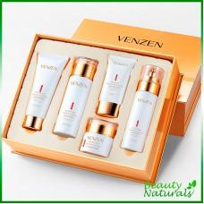 Набор косметики шесть пептидов от морщин Venzen
